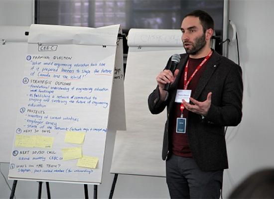 presenter at CEEC